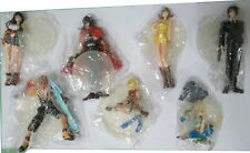 Set 7 Figure 10cm FINAL FANTASY VII Advent Children Tifa Selphie Vincent CLoud