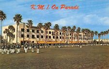 Nokomis FL Lyndon Kentucky Military Institute (Gone!) on Parade~Szalanozys 1961