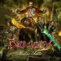 DRAGONY - Viribus Unitis CD Digipak 2021 + signed photo+sticker Symphonic Metal