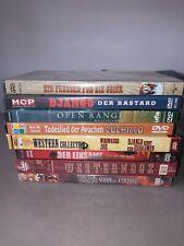DVD Sammlung Western Klassiker  8 Stück aus Sammlungsauflösung   NEU
