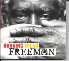 CD ALBUM DIGIPACK 12 TITRES--BURNING SPEAR--FREEMAN--2003