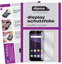 2x ZTE Blade A6 Schutzfolie klar Displayschutzfolie Folie Display Schutz dipos