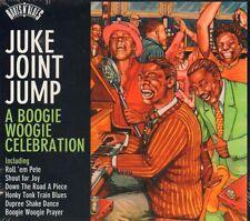 Various Blues(CD Album)Juke Joint Jump: A Boogie Woogie Celebration-New