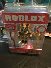 ROBLOX ANUBIS Action Figure with Virtual Item Code New Sealed