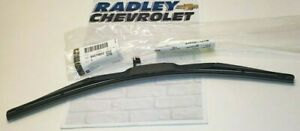 84574892 NEW GM OEM LEFT FRONT WIPER BLADE CHEVROLET BUICK CADILLAC GMC B07
