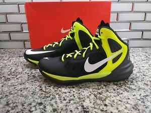 NIKE PRIME HYPE DF BASKETBALL SHOE MEN SIZE 11 *683705 001