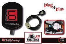 YAMAHA WR250R/X 2008-2015 PZRacing Zero Plug&Play Gear Indicator YA07 LED RACE