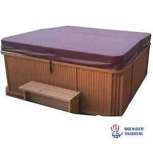 """BEST QUALITY ON EBAY Custom Replacement Spa Hot Tub Cover 4"""" Thick by BeyondNice"""