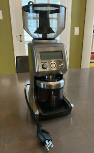 Breville Electric Coffee Grinder - Silver