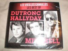 les vielles canailles les best of dutronc hallyday mitchell  3 CD