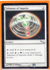 MTG Mirrodin Uncommon 1 x  TALISMAN OF IMPULSE 254/306  Never played  AS NEW