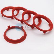 4 x anelli di centraggio distanza Anello Cerchi in lega z18 76,0-72,6 mm ALUTEC Anzio-NUOVO