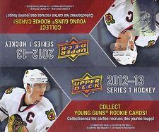 2012-13 Upper Deck Series 1NHL Hockey 24 Pack Box 192 cards 12-13