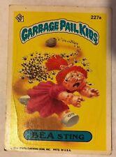 Garbage Pail Kids GPK Original Series 6 #227a Bea Sting NON-MINT