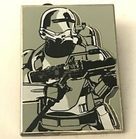 *~* DISNEY STAR WARS THE FORCE AWAKENS MYSTERY COLLECTION FLAMETROOPER PIN *~*