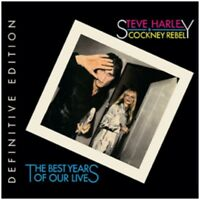 Steve Harley & Cockney Rebel - The Best Years of Our Lives - New 3CD - 11th May