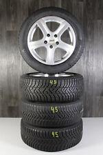 "16 "" Winter Tyres + Mercedes C Class W204 + Winter Wheels Alloy Wheels+Pirelli"