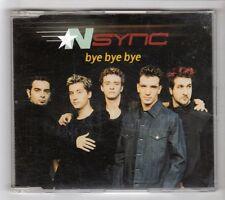 (HA906) N Sync, Bye Bye Bye - 2000 CD