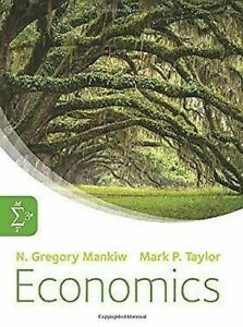 Economía Libro en Rústica Mark P Mankiw, Norte Gregory Taylor