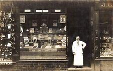 Bradford. John Foster Shop. Corn Merchant, 312 Great Horton Road.