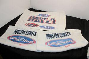 HOUSTON COMETS WNBA CHAMPIONSHIP TOWELS