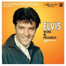 ELVIS PRESLEY - Elvis Work In Progress Vol. 2 - CD RARE (ELVISONE)