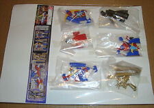 HG GASHAPON FIGURE SUPER ROBOT PART 5 REIDEEN  SET COMPLETO - BANDAI
