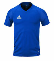 Adidas Tiro 17 Training S/S Jersey T-Shirt Soccer Football Climacool Shirt Top