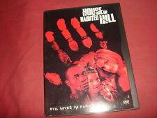 HOUSE ON HAUNTED HILL Geoffrey Rush   Region 1 DVD USA