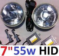 """Holden Torana GTR XU1 A9X SLR5000 LH LX LJ LC 7"""" lights JTX Premium 55w HID Kit"""