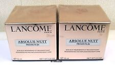 LANCOME ABSOLUE PREMIUM Bx NUIT 30ml (2x15ml) - CELLOPHANE avvolto