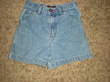Girls Jean Shorts Route 66 Size 10 Clothes Clothing Kids Children's Pockets
