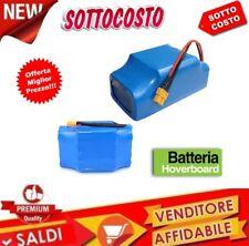 BATTERIA 36V 4,Ah per Smart Balance Hoverboard / Overboard 6.5 - 8 - 10 pollici