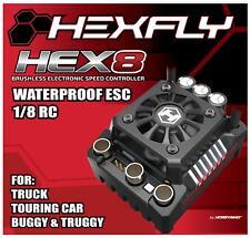 Hexfly Hobbywing HX-HEX6-160  3-6S lipo 160 amp waterproof  brushless esc