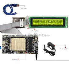 8051 Microcontroller Development Board Programmer for 3.3V 40x4 Character LCD