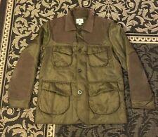 Snow Peak Quilted Jacket US Size Medium Olive Green Japan size Large Corduroy