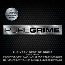 Pure Grime- The Very Best Of Grime - Mixed By Sir Spryo - Various (NEW 2CD)