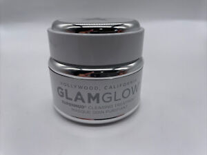 GLAMGLOW SUPERMUD CLEARING TREATMENT - 1.7oz/50ml - NWOB