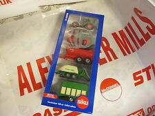 Siku 6286 Model Toy Gift Set Farming Toy Replica Diecast Model Claas Fendt Krone