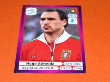 275 HUGO ALMEIDA PORTUGAL BESIKTAS FOOTBALL PANINI UEFA EURO 2012