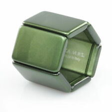 "S. T. A.M. P.S Stamps-Uhren Bracelet "" Belta Métallique "" Vert Watch Bracelet ♦"