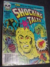 SHOCKING TALES Digest Magazine # 1  1981 VG+   RARE