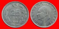 25  LIRA 1988 TURQUIA-21550