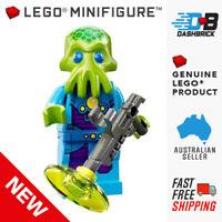 Genuine LEGO Minifigure - Alien Trooper, Series 13 Minifigures, #7 - NEW