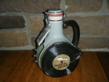 2017 UBER DOGFISH HEAD HAND MADE RECORD PLAYER 1/2 GAL CERAMIC GROWLER #8 OF 25