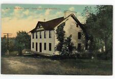 Old Brown Tavern Ghost Town! SOMERFIELD PA Somerset County Postcard
