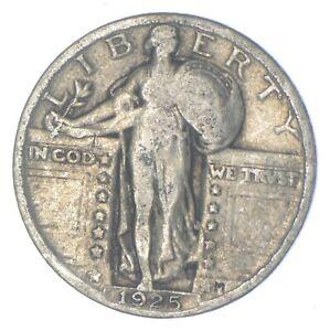 Better 1925 - US Standing Liberty 90% Silver Quarter Coin Set Break *183