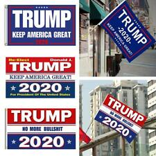 3 x 5 Foot Wholesale Donald J. Trump Flag 2020 America Great Again for President