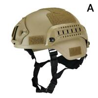Multifunction Military Tactical Protective Fast Helmet Outdoor Paintball Ai H1N3