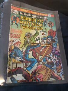 Marvel comics Rawhide Kid Matt Slade Two- Gun Kid